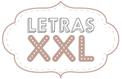 Letras XXL
