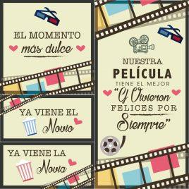 Carteles de película