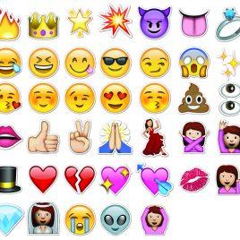 Atrezzo emojis
