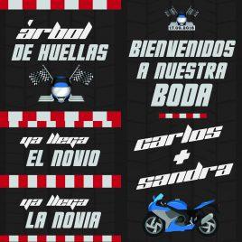 Carteles MotoGP