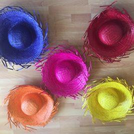 Pack Fiesta: sombreros de paja