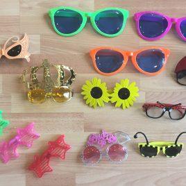 Pack Fiesta: Gafas