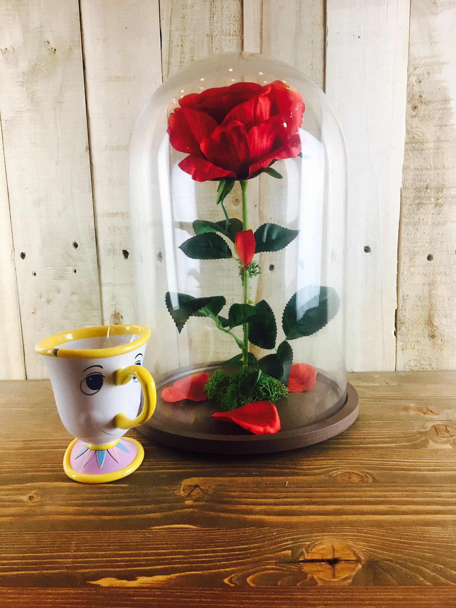 la rosa encantada amazon regalo