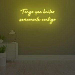 carteles neon para bodas