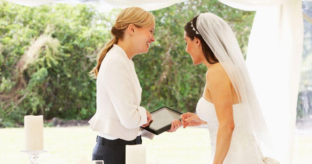 Wedding Planner La mejor aliada de los novios