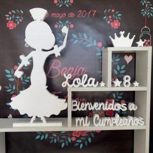 cumple flamenca